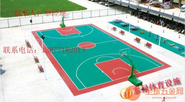 百色丙烯酸球场 百色球场地面施工 崇左丙烯酸篮球场涂料
