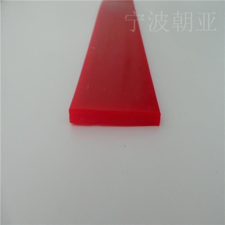 彩色硅胶耐高温密实条密封条