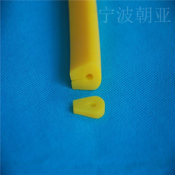 硅胶U型耐高温密封条