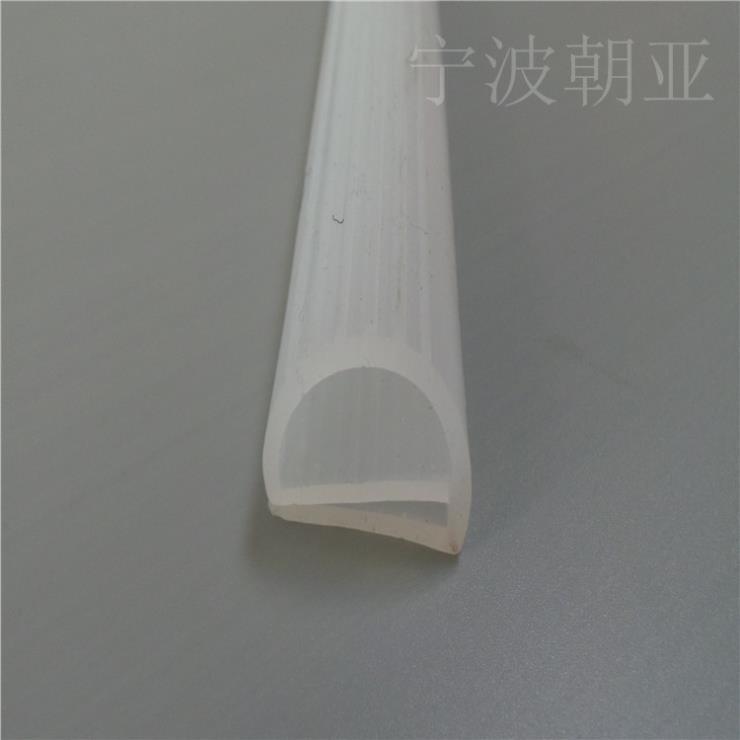 E型密封条耐高温硅胶密封条