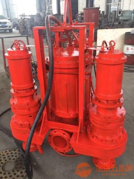 耐磨黄河清淤工程专用铰刀绞吸清淤泵离心泵质量优