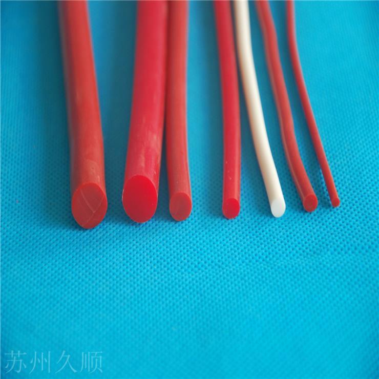 硅胶防水耐高温硅橡胶灯具密封条
