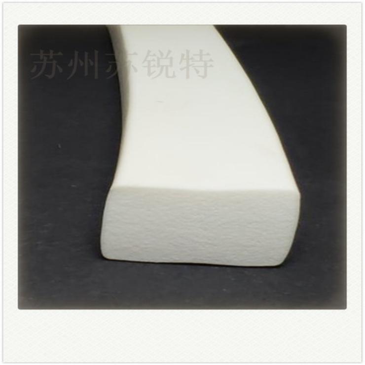 硅胶实心条 耐高温密封条 防滑防水实心硅橡胶条