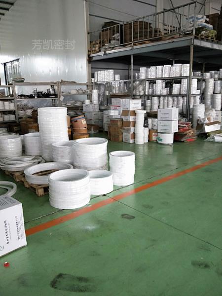 純四氟墊片 PTFE材質墊片