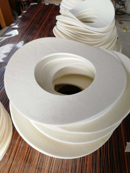 定做耐高温陶瓷纸垫片