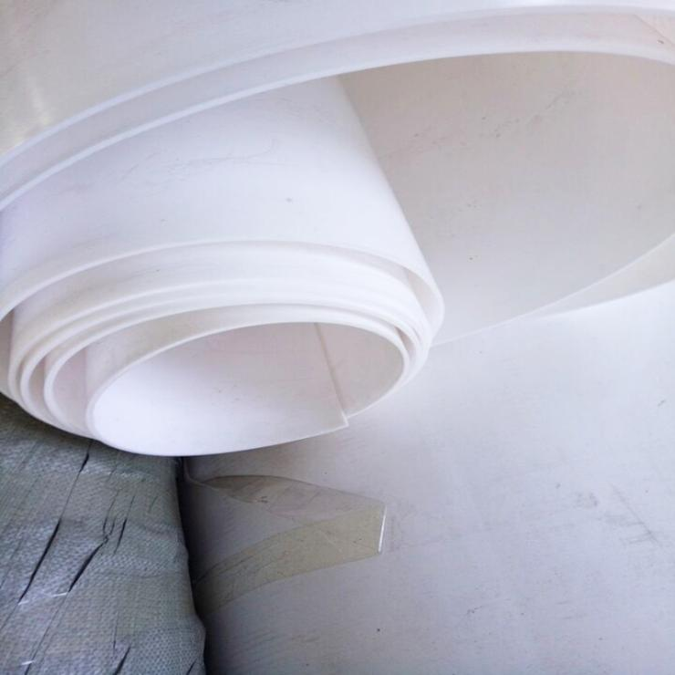 免费剪裁楼梯块四氟乙烯板
