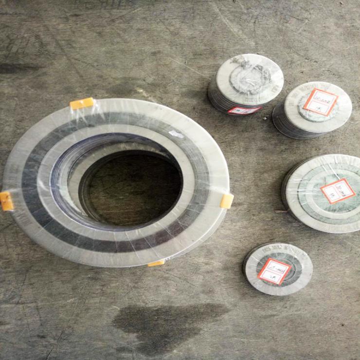 耐腐蚀金属缠绕垫片 D型金属垫片