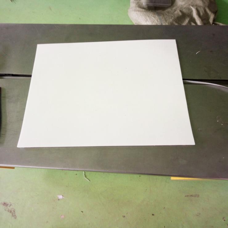 0.5mm厚純料聚四氟乙烯板批發價格