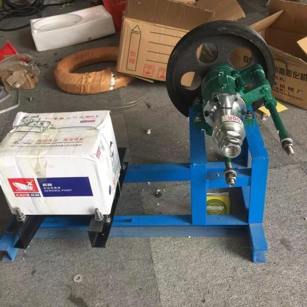 X雜糧爆米花膨化機 江米棍機 小型玉米谷物膨化機