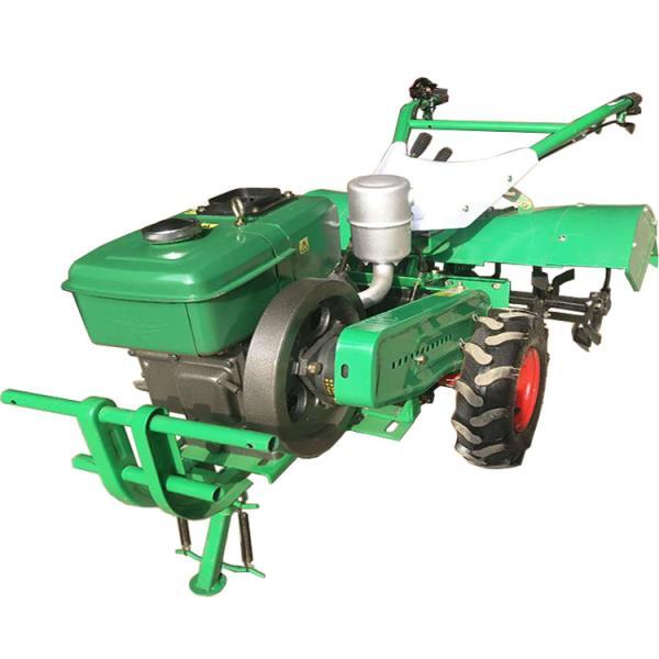 自走式小型微耕机农用大马力四驱微耕机