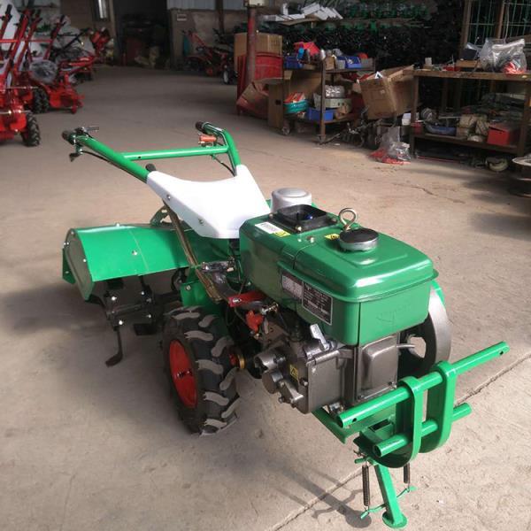四驱微耕机可以在水田用吗