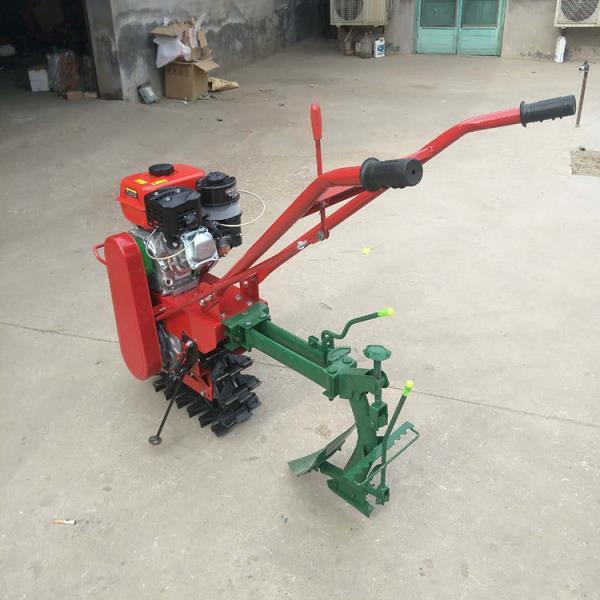新品热销小型微耕机链条微耕机