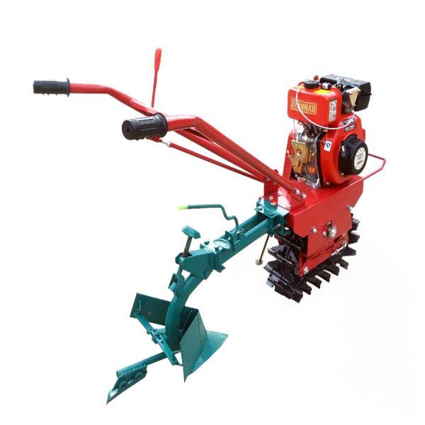 厂家直销小型微耕机链条微耕机图片