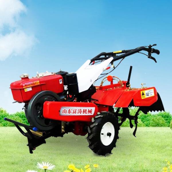 高效实惠的四驱微耕机现货促销