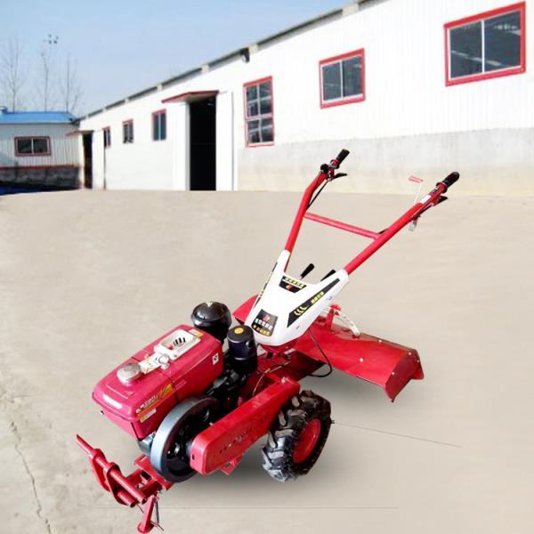 打浆效果好的水田旱田小型微耕机