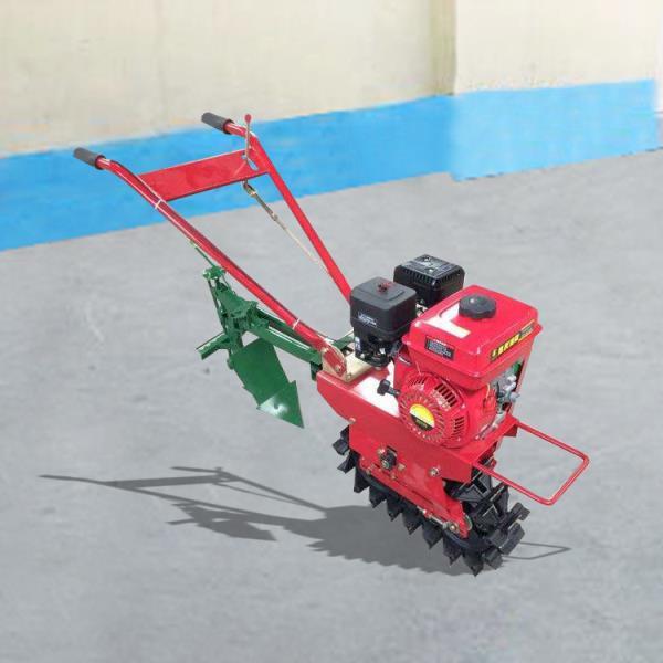 多功能链条式微耕机的使用方法
