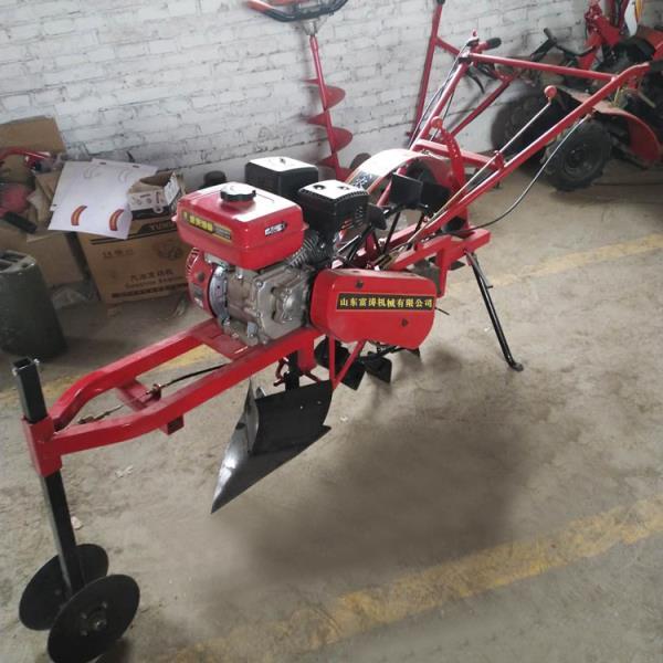 小型土壤耕整机械微耕机履带式微耕机