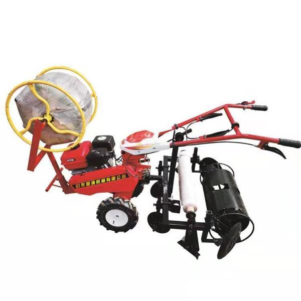 自行走省力割草机