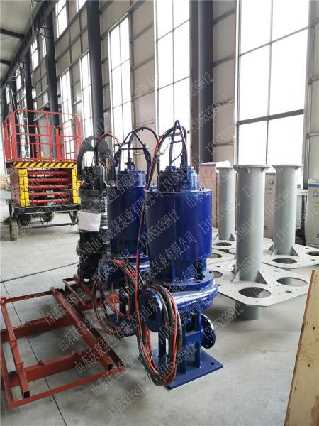 防爆排沙泵潜水砂浆泵 绞吸耐磨吸鹅卵石泵 型号齐全