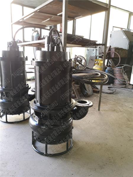 钻井潜水排渣泵 高效潜水排污泵 专业快速