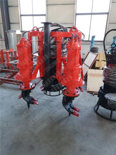 大流量潜水排渣泵 高效潜水排污泵 售后完善
