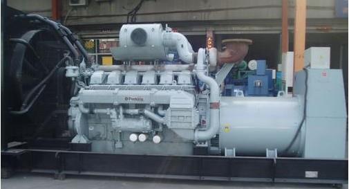 800千瓦发电机出租