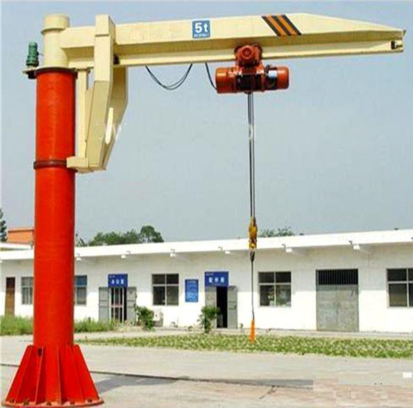 BZD型定柱式悬臂吊,嘉峪关悬臂吊有哪些特点