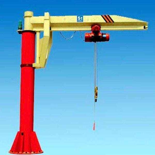 重庆BZD型定柱式悬臂吊