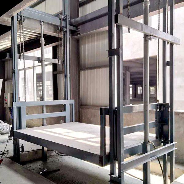 無錫導軌式液壓升降平臺,液壓升降貨梯廠家