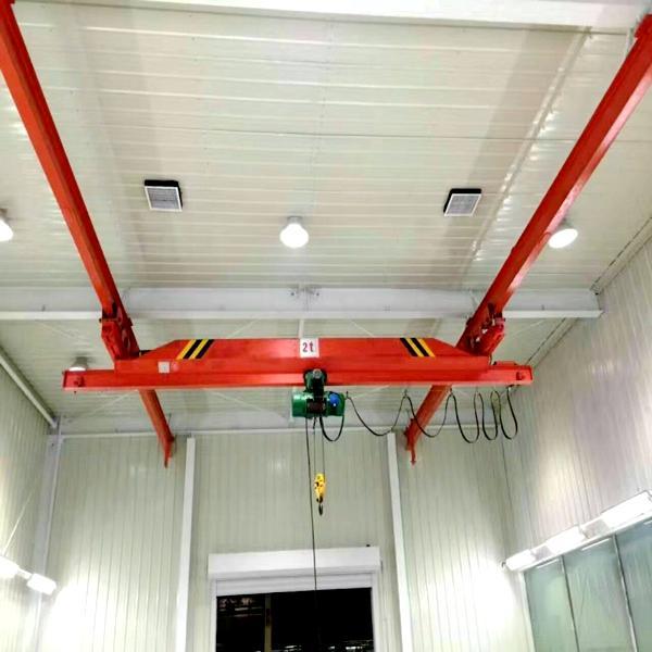 LX型电动悬挂单梁起重机