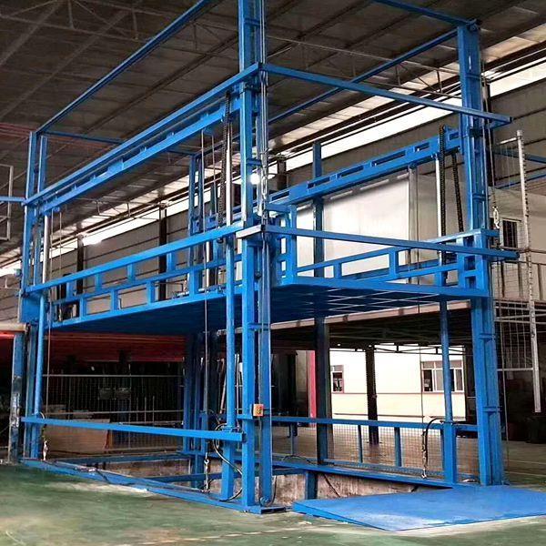 無錫導軌式液壓升降貨梯升降貨梯廠家升降貨梯價格
