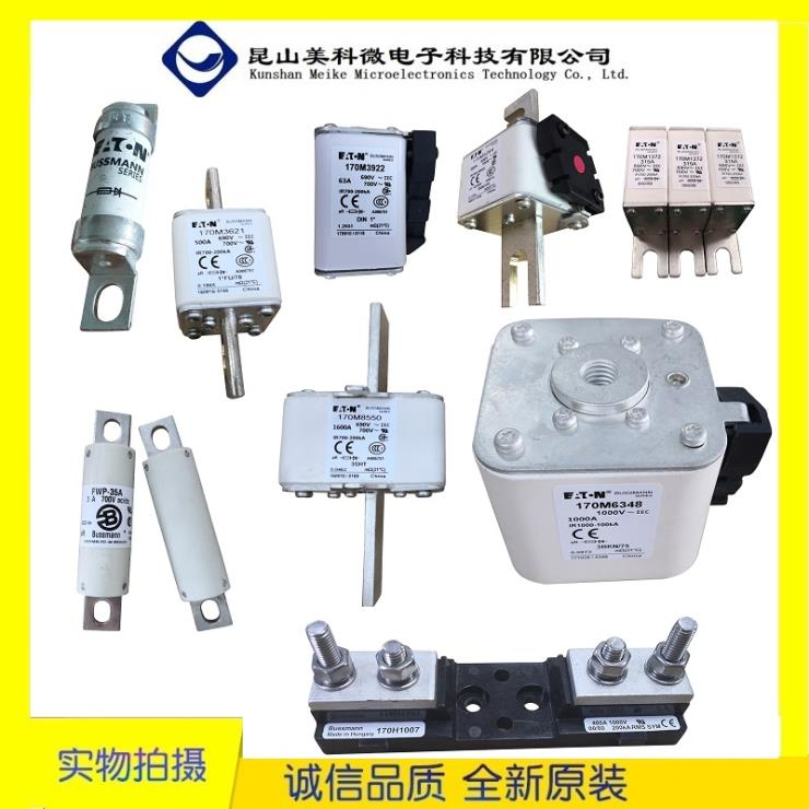 170M5884 170M5885 170M5886美国巴斯漫熔断器
