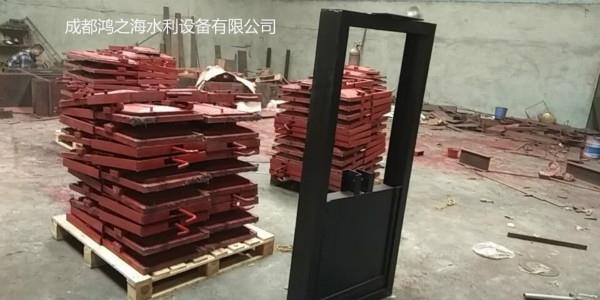 水利闸门 广元苍溪县翻板闸门厂型号