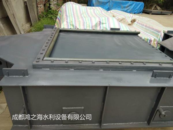 水利闸门 自贡大安铸铁闸门出图制造