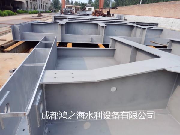 水利闸门 成都青白江翻板闸门厂制品厂