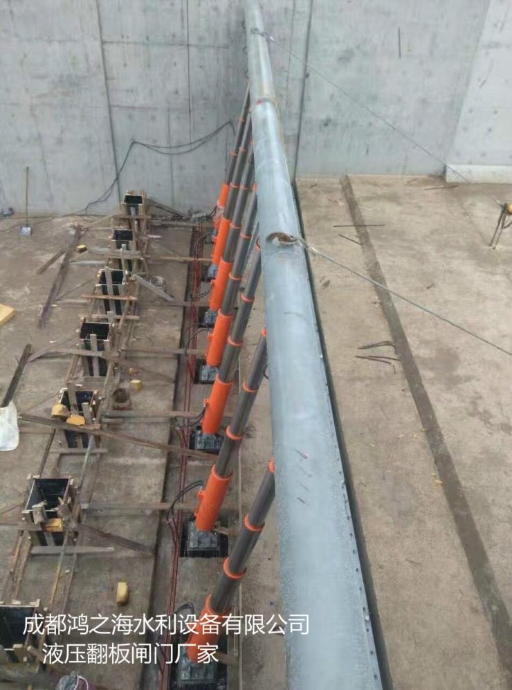 綿陽江油不銹鋼閘門