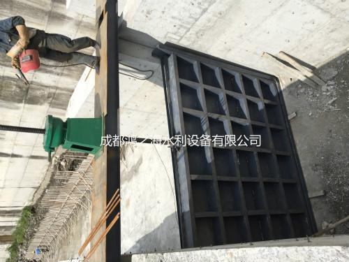 德阳翻板钢闸门加工销售生产企业