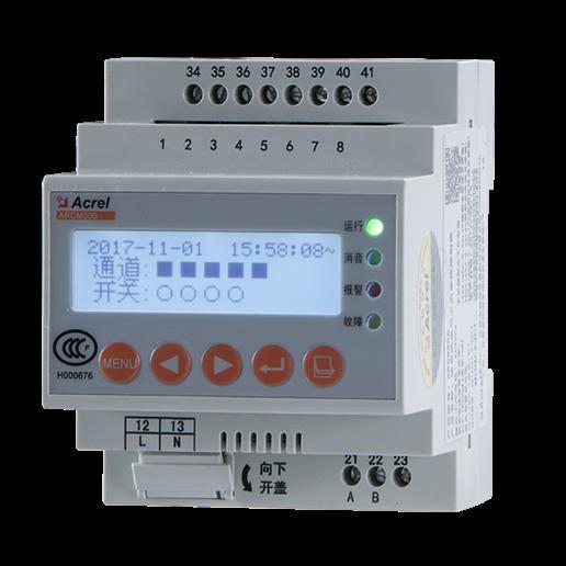 安科瑞剩余電流在線監控裝置測溫功能安科瑞ARCM300-J1-2G