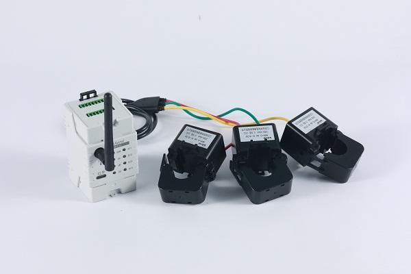 安科瑞環保監測模塊一拖4路三相電流ADW400-D10-4S