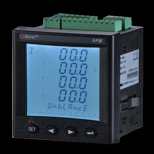 安科瑞全電量監控多功能電表APM801 計量電表 帶RS485通訊