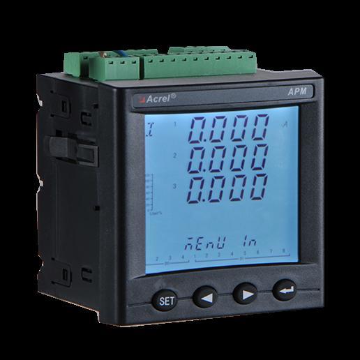 智能多功能�力�x表 多功能�W�j�x表 安科瑞APM800