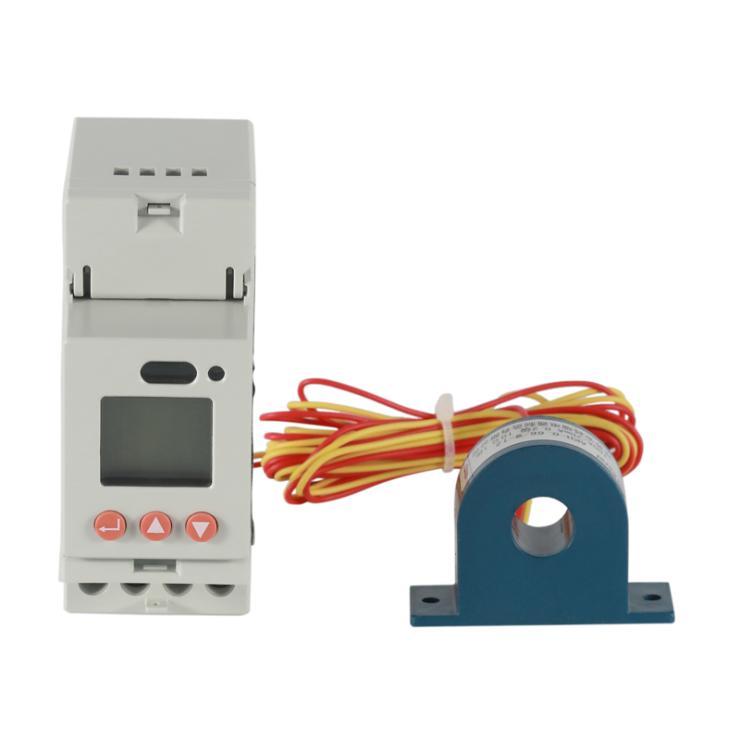 安科瑞单相导轨电能表互感器接入DDSD1352-CT用于改造项目