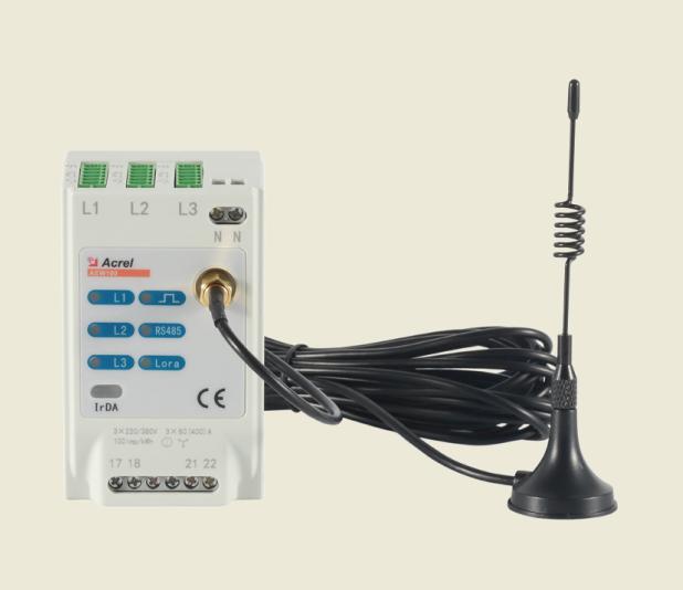 安科瑞污染治理设施专用电表AEW100-D20X