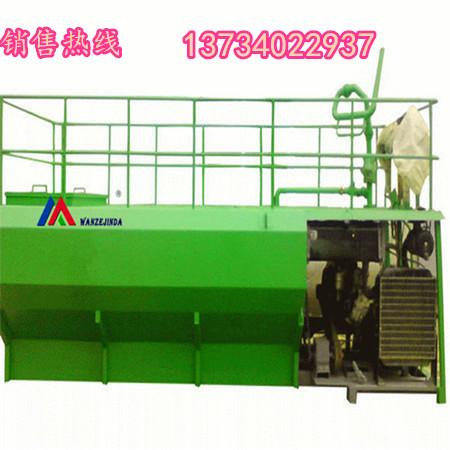 云南西双版纳州喷泥机高速种草河道绿化喷播机怎么样