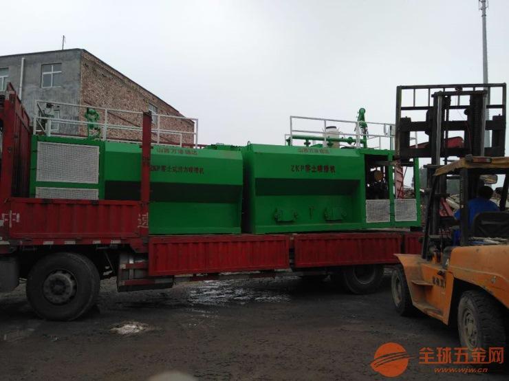 新疆塔城大型混凝土喷播机代理