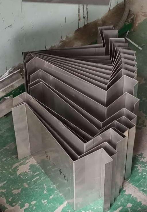 不锈钢板剪折加工厂家