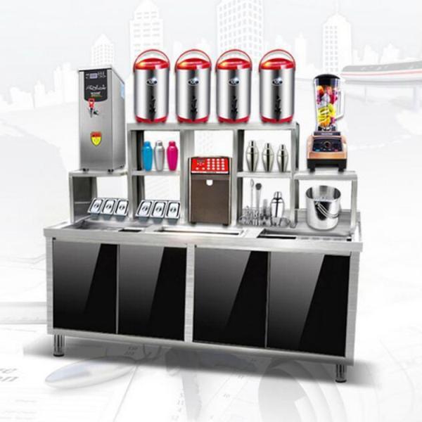 奶茶设备一套价格_奶茶店简单设备_投资奶茶设备多少钱