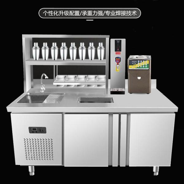 奶茶店需要的设备_买奶茶店的设备_奶茶机设备有限公司