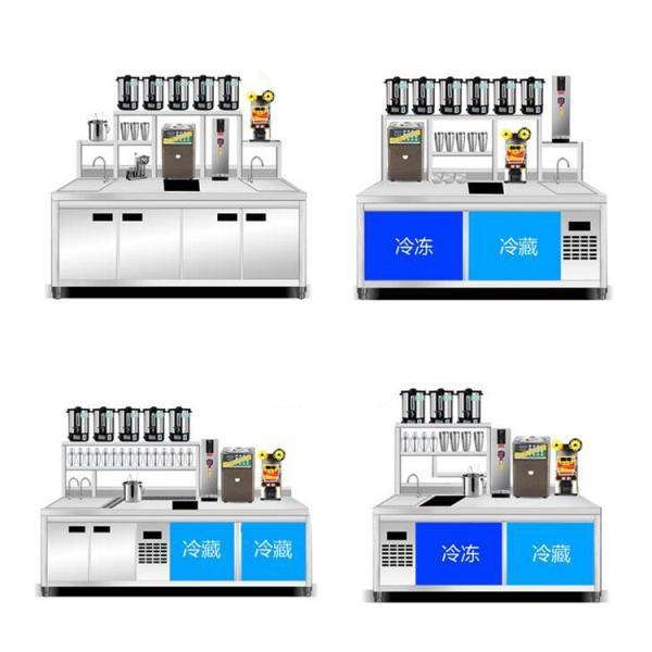 茶饮制作机器设备-奶茶店机器设备品牌