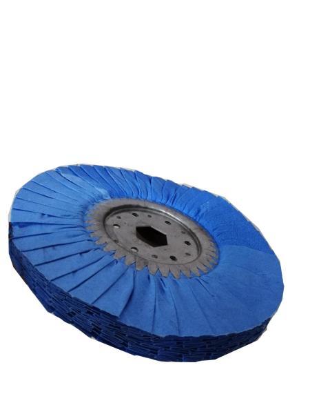 10寸鐵芯藍風輪
